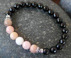 Gentle Peruvian Opal Bracelet Energy bracelet by LifeForceEnergy