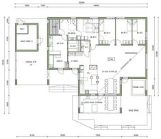 Sweet Home, Floor Plans, Flooring, How To Plan, Building, Highlights, Houses, Arquitetura, Cubes