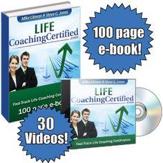 Fast-Track Coach Certification Certified - Coaching The Coach - Become A Life Coach & Business Coach