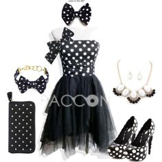 """""""Party Wear, sweet and beatiful"""" by pacconylois on Polyvore"""