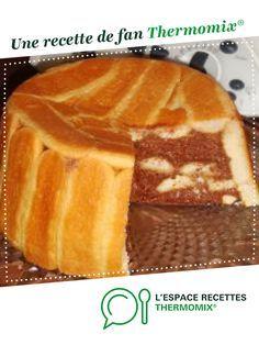 Charlotte au chocolat par DELPH37. Une recette de fan à retrouver dans la catégorie Desserts & Confiseries sur www.espace-recettes.fr, de Thermomix®.