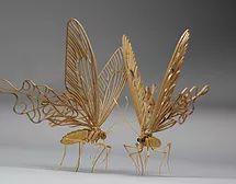 Common clubtail (Byasa alcinous)