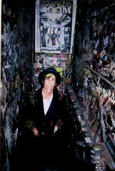 PETER BLAST @ CBGB's 2005