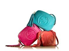 "Gucci - ""The bright stuff"" new spring/summer colors"