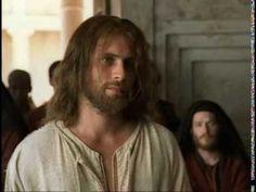 Jesús, el maestro de Nazaret: Segunda parte (la pasión) - YouTube
