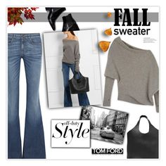 """Cozy Fall Sweaters"" by mcheffer ❤ liked on Polyvore featuring Tom Ford and fallsweaters"