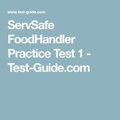 servsafe practice test answers free 2017 7th edition servsafe rh pinterest com ServSafe Temperature Guide ServSafe Questions and Answers Book Utah