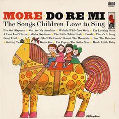 Milton Glaser, More Do Re Mi, 1960s