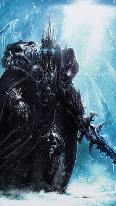 WoW Iphone Wallpapers Live Hd Desktop Backgrounds Lich King