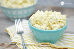 Summer barbecues wouldn't be the same without homemade potato salad! If you want to impress your guests, try my Mom's WORLD FAMOUS potato salad!