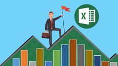 off Excel Bootcamp Go from Beginner to Excel Pro in 20 Steps course coupon. Steve Mcdonald, Poster Design Inspiration, Design Ideas, Design Tutorials, Diy Design, Pivot Table, Free Coupon Codes, Certificate Of Completion, Charts And Graphs