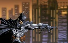 Batman - J Scott Campbell