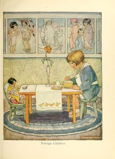a childs garden of verses by robert louis stevenson illustrated by charles robinson new york charles scribners sons 1895 from t - A Childs Garden Of Verses