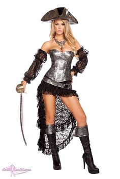 As Shown Deadly Pirate Captain Costume, Sexy Pirate Costume, Pirate Costume Pirate Corset, Sexy Pirate Costume, Pirate Wench, Pirate Woman, Pirate Dress, Steampunk Pirate, Lady Pirate, Pirate Skull, Pirate Halloween Costumes