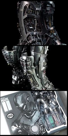 AWESOME BLOG: AWESOME FANS - IRON MAN 2 ARMOR UNLEASHED VERSION (12 pictures)