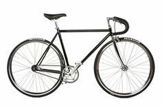 Pure Fix Premium Fixed Gear Single Speed Bicycle, 50cm/ Small, Coolidge Black/Silver http://coolbike.us/product/pure-fix-premium-fixed-gear-single-speed-bicycle-50cm-small-coolidge-blacksilver/