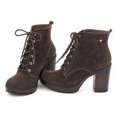 boots - botas - bota de cano curto - coturno - winter - Inverno 2016 - Ref. 16-5805