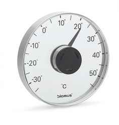 Grado Celsuis Window Thermometer by Blomus