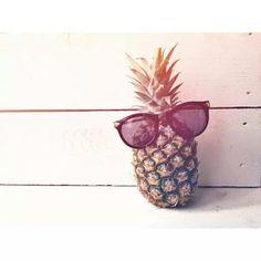pineapple with sunglasses tumblr. imagem de summer, pineapple, and sunglasses pineapple with tumblr s