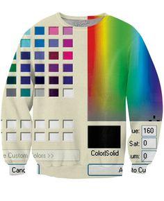 Paint Sweatshirt