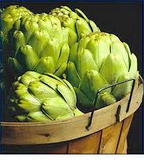 The skincare ingredient Retinol is actually a derivative of Vitamin A. Incorporate foods rich in Vitamin A, like Artichokes, to get clear and radiant skin from the inside out.