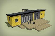 Maison en kit ikea