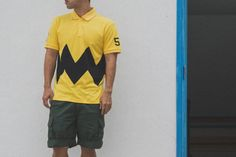 Peanuts x CLOT 2014 Fall Lookbook