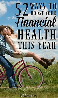 52 Easy Ways to Boost Your Financial Health This Year – MBA sahm – How To Make Money management Financial News, Financial Goals, Financial Planning, Financial Literacy, Financial Peace, Budgeting Finances, Budgeting Tips, Planning Budget, Budget Planer