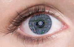 Resultado de imagem para bionic eye