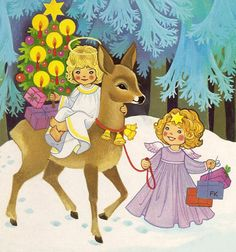 'The Beautiful and Wonderful Christmas Time' by Felicitas Kuhn