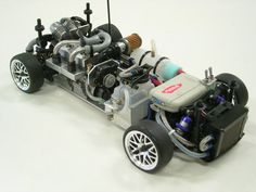 Custom made FW-05RR 2 cylinder 1/10 touring car, NOT TWIN ENGINE!! - R/C Tech Forums