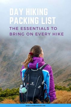 Day Hiking Packing List: The Essentials To Bring On Every Hike