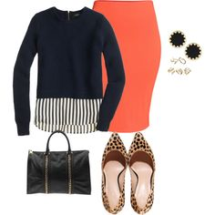 """""""plus size fall winter office fab"""" by kristie-payne on Polyvore"""