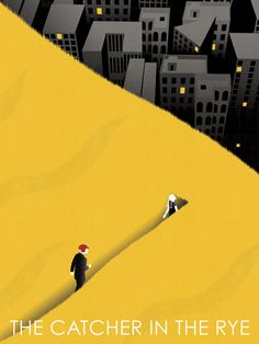 Catcher in the Rye. Neil Webb - illustrator
