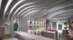 Voda Swim store by MW Design, Taipei – Taiwan » Retail Design Blog
