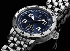 Chronoswiss Timemaster GMT