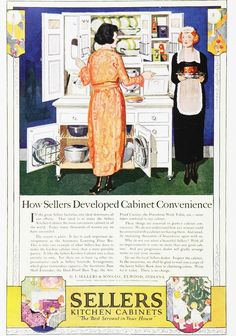 Vintage Household Ads of the 1920s