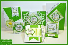 The Scrap Zone CTMH Create Kindness Card Kit