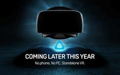 HTC debuts Snapdragon 835-powered VIVE Standalone VR headset - No phone or PC required #AR #Bots #Drones #Gadets #Gizmos #HoloLens #PowerBanks #Robots #Smartwatches #VR #Wearables  #Mac #macOS #macOSSierra #Apple  #macOSEden