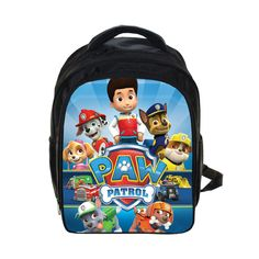 210051a142 Cartoon Puppy Backpack Boys Girls School Bags   Price   29.49  amp  FREE  Shipping