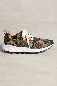 Flower Mountain Strawberry Thief Sneakers