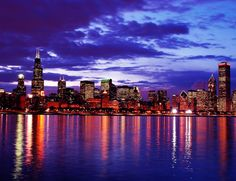 Chicago  In Spring for a Cubs Game or Fall for a Bears Game. Maybe for St Patrick's Day to see the river go Green.    The closest I have been is O'Hare Airport on transfers. That is it. I want more than that. Great Restaurants, Events, and more..    http://beautifulplacestovisit.com/tag/chicago/