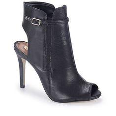 Summer Boots Feminina Brenda Lee - Preto