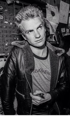 THE POLICE!!! :Sting