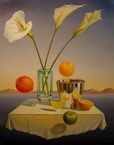 Gyuri Lohmuller, surrealismo