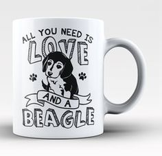 All you need is love and a pug. The perfect coffee mug for any proud pug lovers out there. We ship worldwide. Order yours today!