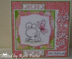 LOTV - Patchwork Butterfly with Perfect Pair Paper Pad by Ruth Porter