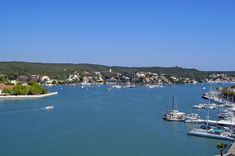 Spain, Baleares, Menorca, Mahón Port