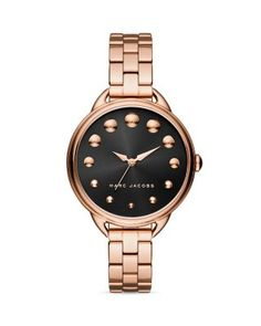 MARC JACOBS Betty Watch, 36mm | Bloomingdale's