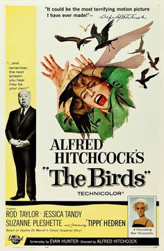 At long last, a new countdown — a one-shot!     Here are the thirty best US (or British) one-sheets for the films of Alfred Hitchcock. Give...